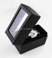 Imitation Leatherette Watch Case