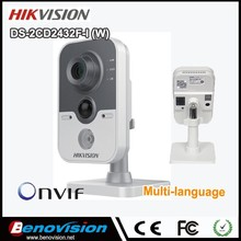 English Version DS-2CD3410FD-IW wifi Cube Mini IP Camera 1080P,Wifi Hikvision IP Camera