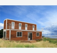panelized economical sandwich iso ce shipping container home
