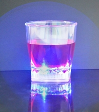 Edgelight led light cup Party decoration party glasses new products
