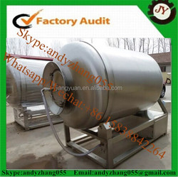 stainless steel Different Capacity Vacuum Meat Tumbler Machine for sale