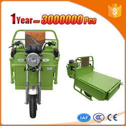 new energy electric truck cargo tricycle with cabin