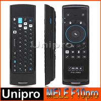 MeLE F10 Pro USB 2.4GHz Wireless Earphone Microphone Speaker fly air mouse