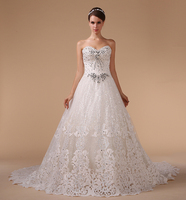 HM96081 spring 2015 new york international bridal fashion week shiny sequin bodice layered tulle tutu wedding dress