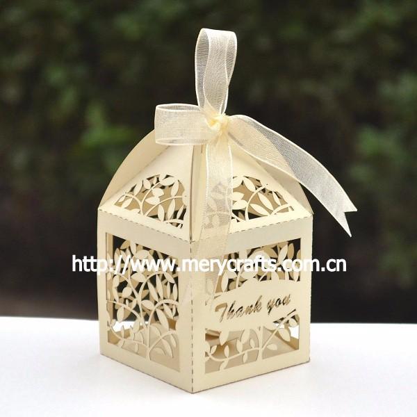 Wedding Return Gift Box : Wholesales cupcake box laser cut indian wedding return gift, paper ...