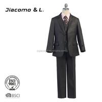 Gentelman Style three pieces sets,boy formal suit