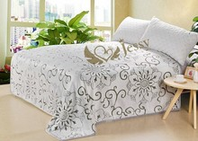 Hot Sale Top Grade Carving Flannel Blanket,Fabric