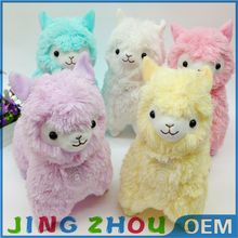 different color cute sheep plush toy/plush sheep toy/ plush toy sheep for sale