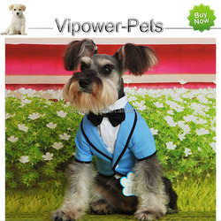 Wholesale Dog Clothes Cheap Pet Clothes Fashion Business Suit For Dogs