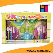 cocina juguete de plastico juguete para las niñas EN71 10216852