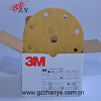 3M Silicon Carbide Electro Coated Dry Abrasive Paper Disc