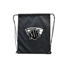 2014 new design foldable polyester 210d drawstring bag dog