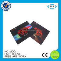 Customizable Promotion printed neoprene sublimation mouse pad