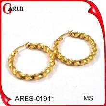 Fashion earring designs new model earring for helix gold hoop ear cuffs