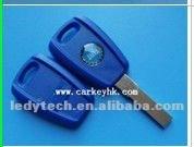 New! Best price ! Remote Blue colour !Fiat 1 button flip key shell ,key blank ,key case &car key Fiat