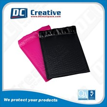 #3 8.5''*14.5'' Poly Plastic Bubble Mailer Padded Envelopes with Black Color