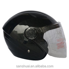 Sunshine chinese motorcycle open face helmets vintage motorbike helmet for sale