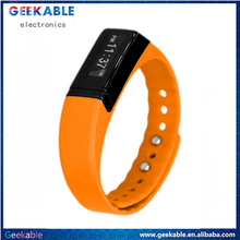 Colorful Health cell phone sport wristband Tracker Watch Fitness Bracelet Sports Exercise Sleep