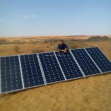 solar panel system home 5kw with 200 watt solar panel