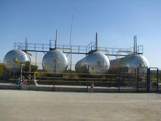 معمل تعبئة غاز البترول المسال