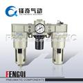 Ac3000-02/ac3000-03/ac4000-04 ac4000-06/ac5000-06/ac5000-10type frl filtro regulador lubricador&