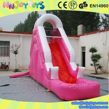 high quality inflatable slide for pool,inflatable slip and slide