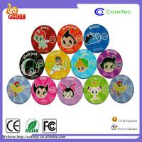High Performance Eco-Friendly Flexible Colorful Pvc Paper Fridge Magnet