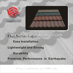 Stone Coated Roofing Tile, Roofing Shingles ,Aluminum Zinc Steel Roof Tile