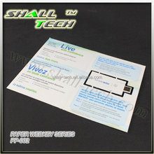 Best Company Promotion Product for Promotion Gift Web Key Booklet, Die-Cut Web Key, Web Key Magazine