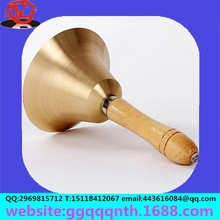 custom cast iron kettle brass dinner christmas horn cow bells charm OEM&ODM Manufacturers wholesale