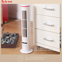 Mini Air Conditioner 33cm Bladeless Ceiling Fan USB Mini Tower fan, Novelty Desk USB Cooling Fan For Summer Gifts