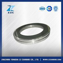 Promotional activity cemented / tungsten carbide roll ring for ribbed w