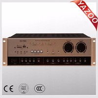 YAZOO SH-7500 250W*2 professional karaoke amplifier/KTV amplifier/high-power amplifier with USB/SD
