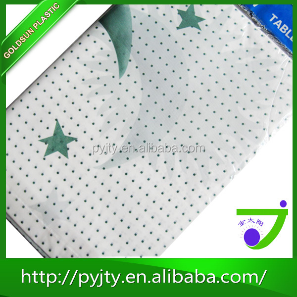 Hot sale cheap printed peva pe heat resistant table cloth buy table cloth tablecloth cheap - Heat resistant table cloth ...