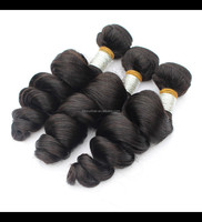 Elegance Star Top quality hot selling remy peruvian human hair extension box wholesale
