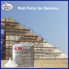 Building exterior coating - wall putty for skim coating