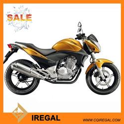 Chongqing Moped Cbr300 Racing 200cc/250cc Street Legal Motorcycle