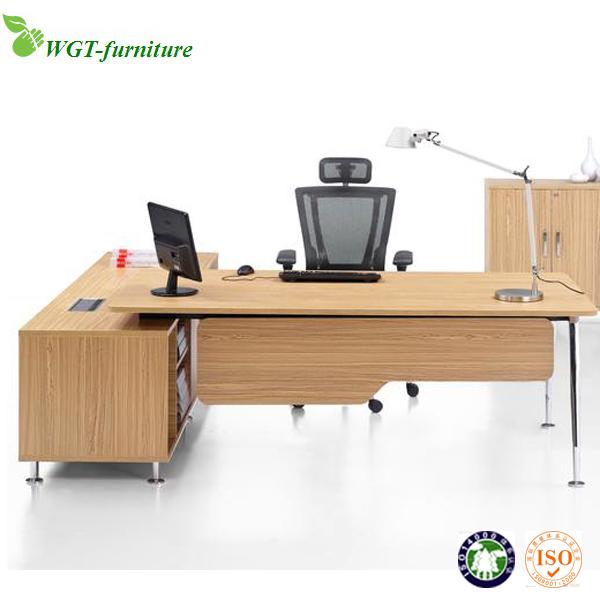 2015 Modern Wooden Modern Office Furniture