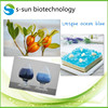 Natural food supplement Gardenia blue coloring powder