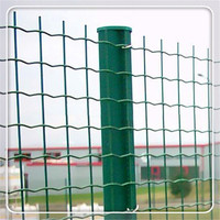 euro wave fencing/euro panel fence/waving fence