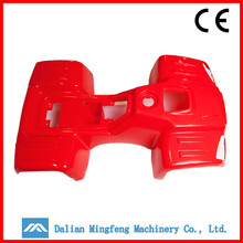 Injection molding parts rc plastic car body