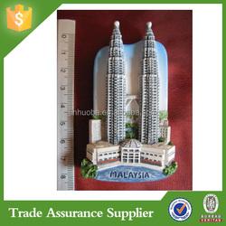 Custom Malaysia souvenir fridge magnet country fridge magnets wholesale