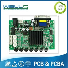Electronic PCB and PCBA, SMT DIP, shenzhen pcb assembly