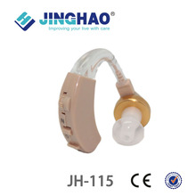 sightworthy economic behind the ear hearing aid with batteries