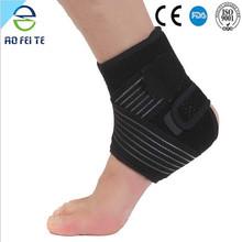 2015 de la alta calidad de neopreno tobillo de apoyo, sport ankle brace como se ve en TV