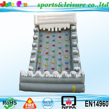 giant inflatable climbing wall, exciting inflatable games, hot-selling inflatable wall