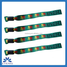 New Products china market wristband id as entrance ticket