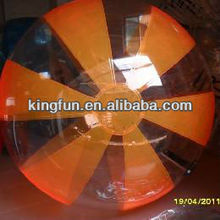 2012 Best selling Inflatable Water Ball With different color