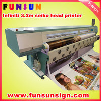 Infiniti FY-3208R color Inkjet machine( 3.2m,510/35PL 8head)