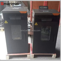 Smartmak Automatic Fedding China Portable Pellet Stove With Oven